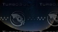 Circumpolar stars Timelapse